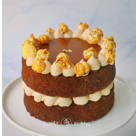 Chocolate Salted Caramel Cake (6 Inch)