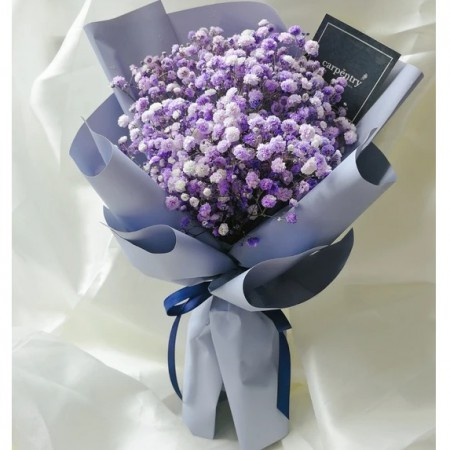 Purple Baby Bouquet
