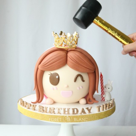 Princess Chocolate Pinata