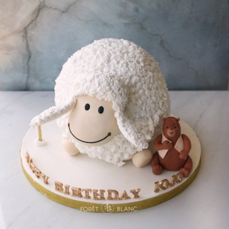Little Sheep Chocolate Pinata