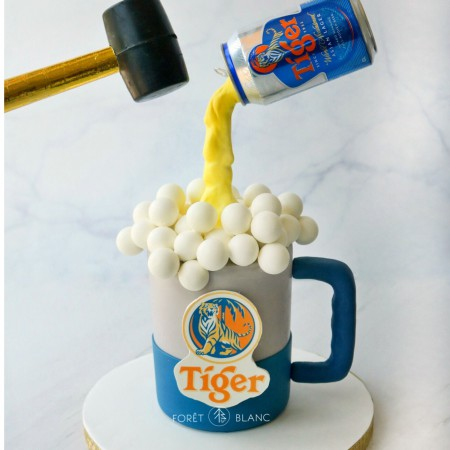 Tiger Beer Mug Chocolate Pinata
