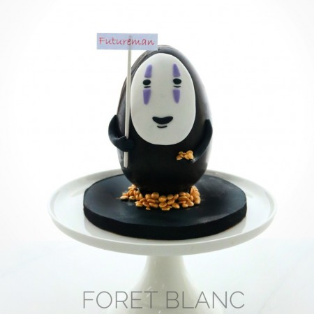No Face - Spirited Away Chocolate Pinata