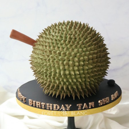 Spiky Durian Chocolate Piñata