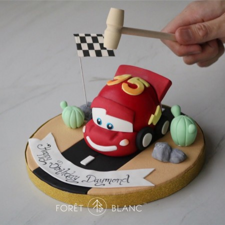 Lightning McQueen Chocolate Pinata