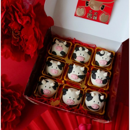 Moo Cow Pineapple Tart Gift Box