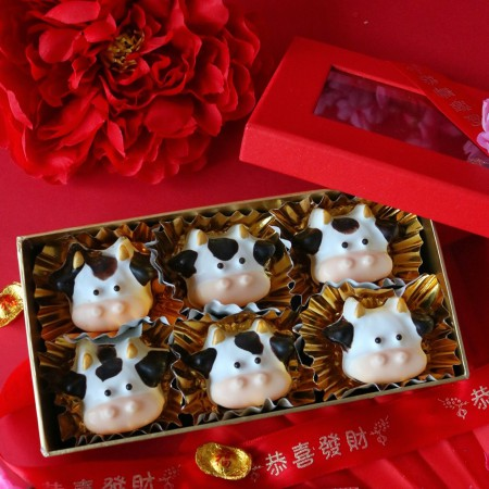 Moo Moo Chocolate Bon Bon Box