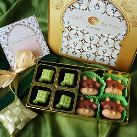 Aidilfitri Chocolate Gift  Set A